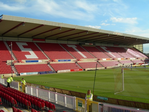 County Ground Swindon