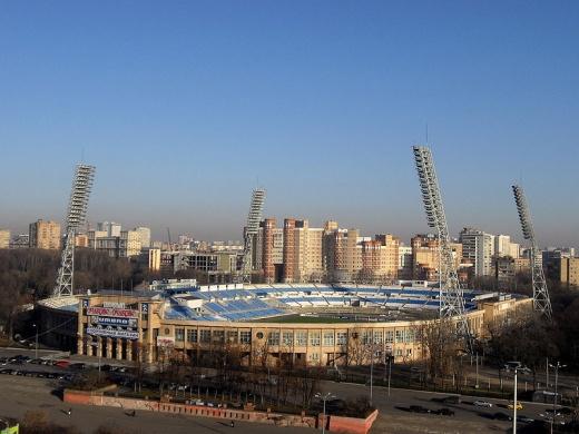 Fc dynamo moscow pfc cska moscow stadium capacity