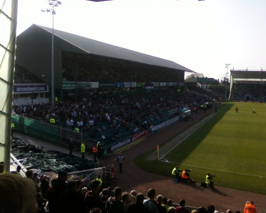 Home Park View All Stadiums In England