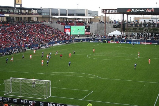 Pizza Hut Park FC Dallas