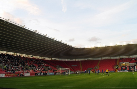 The Darlington Arena