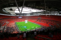 Wembley Stadium, England